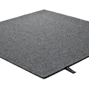 Fabric [Flat] Felt - Dark Grey