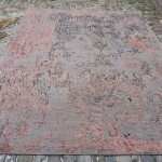 22641 India/Design #703 Ashwood / Pink Crush 300x240cm