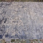 22642 India/Design #705 Antique White / Pearl Blue 300x240cm